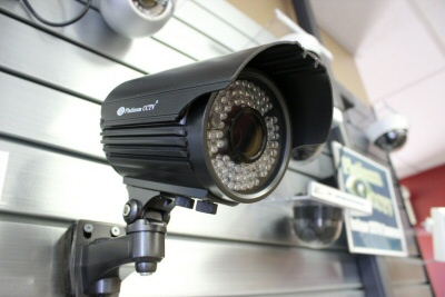 The best way to decide on security cameras is to see them side by side in our Naperville showroom