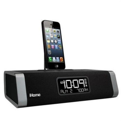 WiFi iPhone Dock Hidden Spy Camera