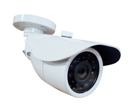 Many security cameras have built-in Peer to Peer access that allows easy access to hackers