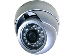 Budget 400TVL Indoor/Outdoor Armor Dome Camera