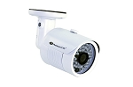 Outdoor HD-SDI (HD over Coax) Infrared Bullet Camera with Wide Angle Lens