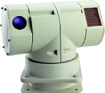 High-Speed Moving 26x Zoom Infrared PTZ Camera - Analog