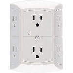 Power Outlet Hidden WiFi Camera