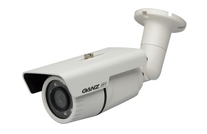 1080p HD IP Infrared Bullet Camera with Electronic Zoom Lens and GXi Intelligence Technology