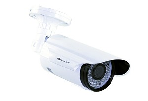 Outdoor HD-SDI (HD over Coax) Infrared Bullet Camera with Varifocal Lens