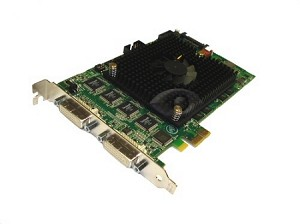 16-Channel 480 FPS H.264 PCIe DVR Card with AVM Software (16-Video + 16-Audio Ports)
