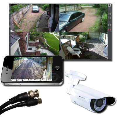 Home Security Camera Systems with Remote Access