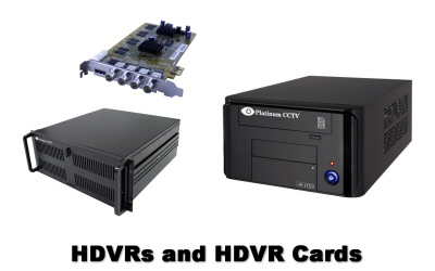 HDVRs (HD-over-Coax)
