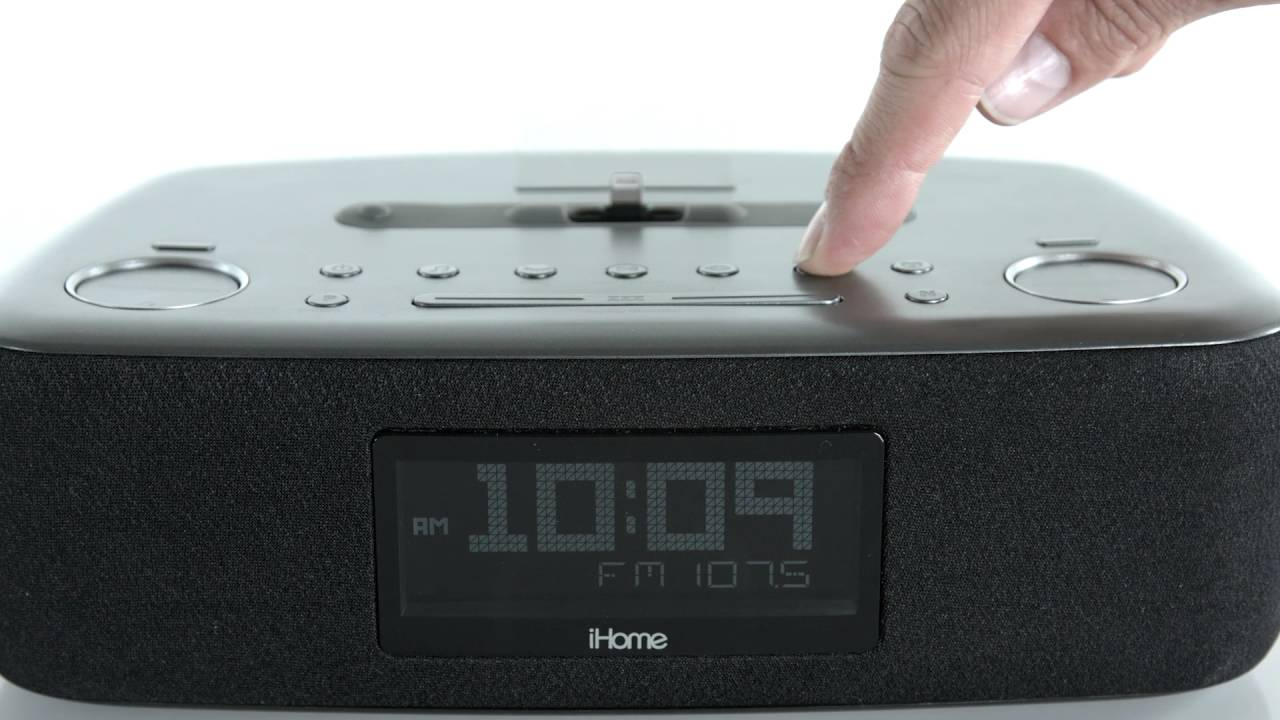 Ihome Hidden WiFi Camera With Night Vision