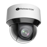 HD-PTZ-2mAT 1080P HD IP PTZ Dome Camera with Infrared 25x