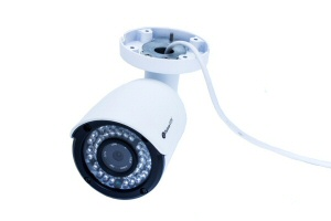 HDB-5212 Platinum CCTV 1080P HD IP Bullet Camera with Infrared Night Vision