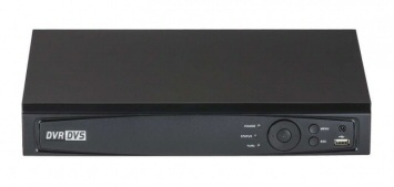 HD-TVI DVR system with Standalone DVR is great for home or business