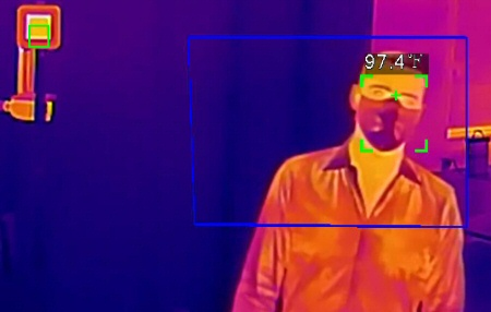 Thermal Cameras to Help your Business Reopen Post COVID-19 Lockdowns