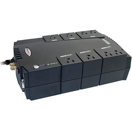 Uninterruptable Power supply with AVR Auto Voltage regulation