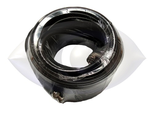 60' Heavy Duty Pre-Made CCTV Power/Video Cable made with REAL RG-59 Coaxial Cable and 18GA Power (Ends already installed)