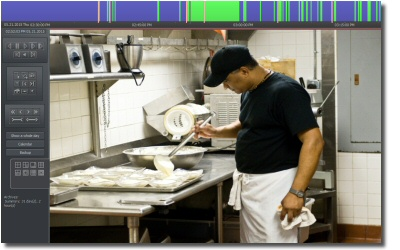 Our AVM security cameras for restaurant let you really see what happens at your restaurant