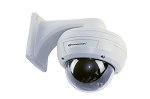 Outdoor HD-SDI (HD over Coax) Infrared Armor Dome Camera with Varifocal Lens