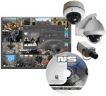 AVM NETCAM IP Camera NVR Software