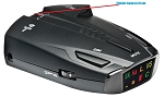 Radar Detector Hidden Self-Contained SD Card Camera