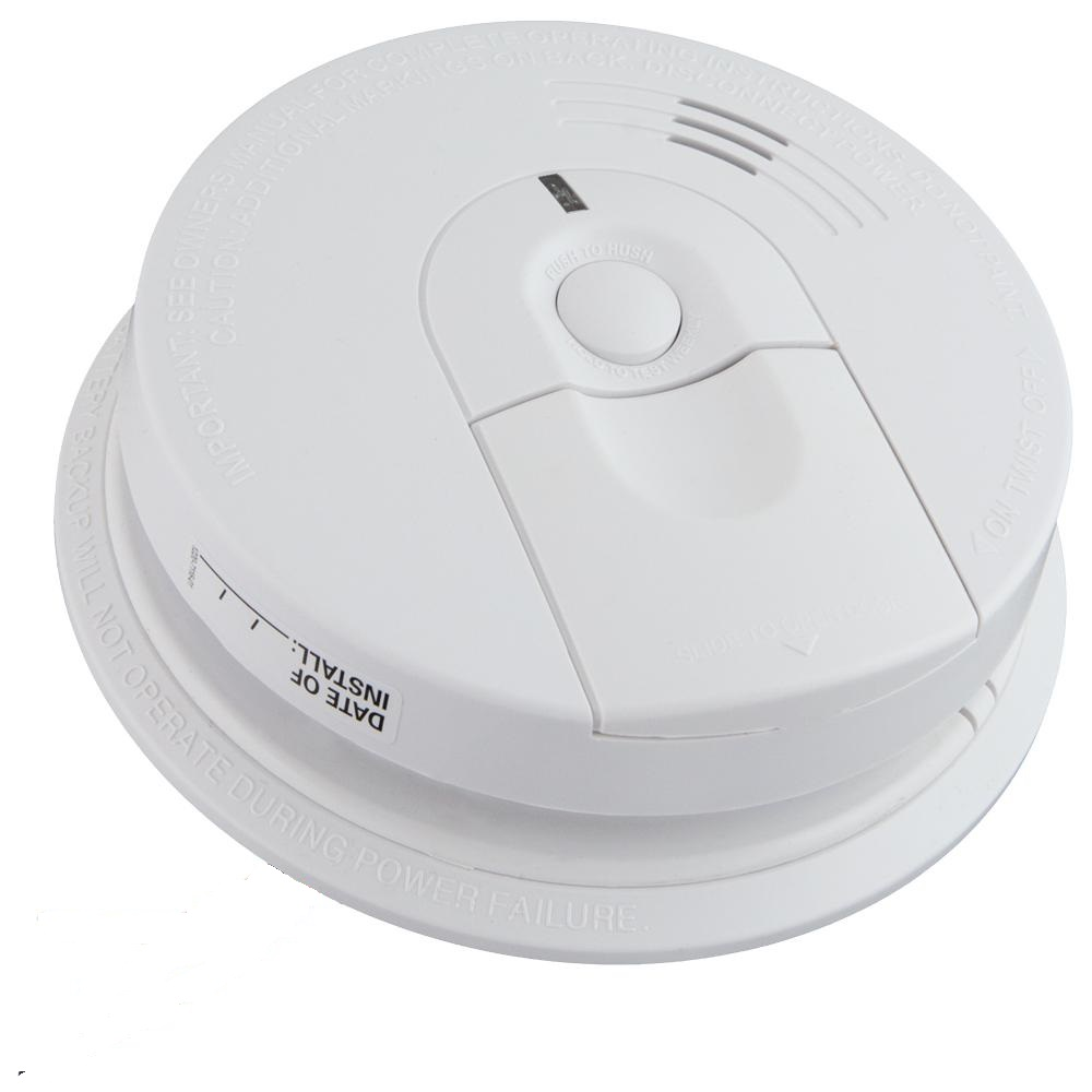 Smoke Detector Dual Camera With Wifi Support Watch Live