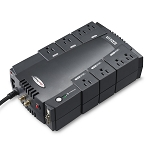 800VA UPS Battery Backup with AVR for Security Cameras
