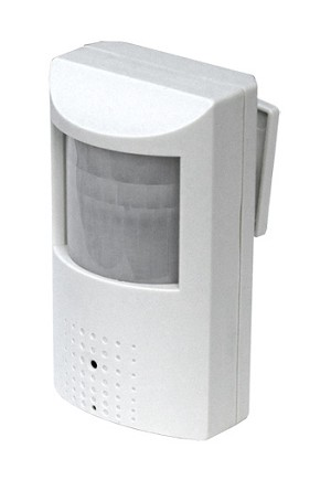 Motion Detector Hidden Self-Contained SD Card Camera