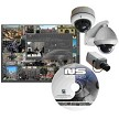 AVM Netcam NVR Software for IP Cameras