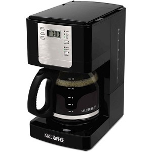 Coffee Pot Hidden Self-Contained SD Card Camera