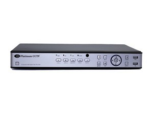 4-Channel H.264 Standalone DVR with Plug-N-Play Instant Remote Access